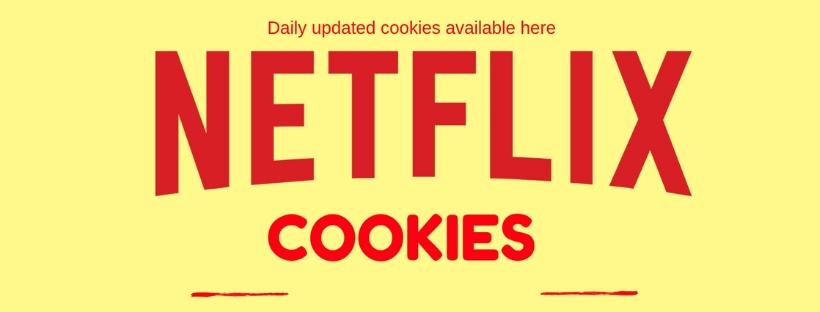 Free Netflix Premium Accounts & Passwords 2019[cookies
