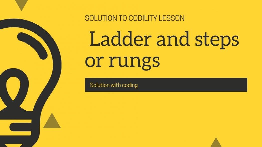 Codility Solutions Javascript
